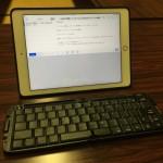 外出先で親指シフトができる!iPadアプリ「N+Note」の設定方法を紹介します