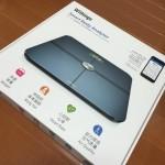 """体重計「Withings WS-50」はiPhone""""ヘルスケア""""との連携が便利!"""
