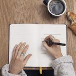 日記を書くタイミングを夜から翌日の朝にしたら内容が変化した