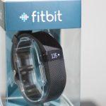 故障したFitbit「Charge HR」の代わりに送られてきた新品を再設定