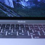 MacBookとMacBookProのタイピングの比較 「叩く」と「タッチする」の違い