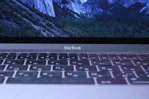 MacBook2016年モデル3