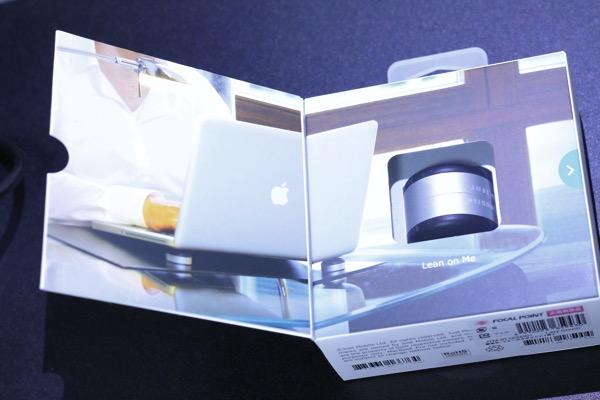 JustMobile LazyCouch アルミニウム製ノートPC冷却スタンド4