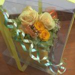退職する女性へのプレゼントに生花よりプリザーブドフラワーをオススメする5つの理由