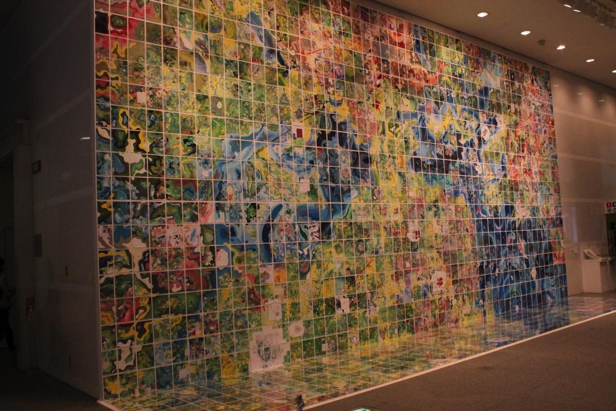 あいちトリエンナーレ2016 愛知県美術館11