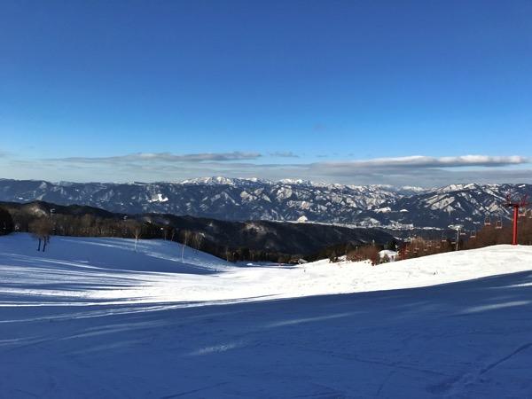 しらおスキー場1