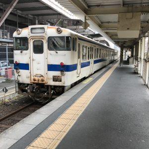 ローカル電車