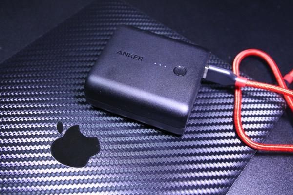 Anke PowerCore Fusion 5000 レビュー8