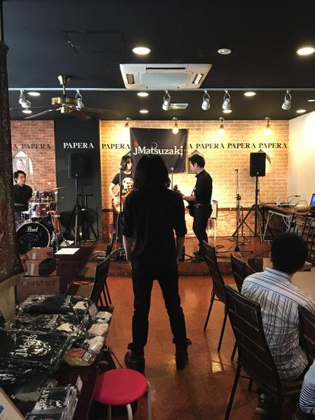 JMatsuzaki 2ndワンマンライブ3