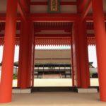 【京都、9月初旬、休日】ぶらり観光の雑感〜京都御所、龍安寺、仁和寺〜