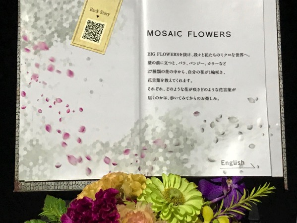 FLOWERS by NAKED NAGOYA デジタルアートと女神の舞6