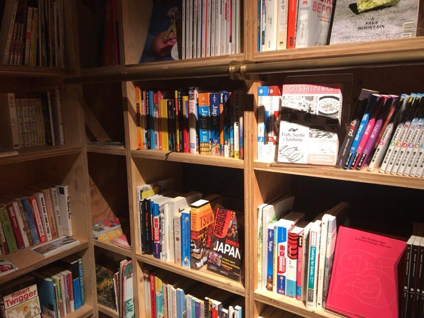池袋の泊まれる本屋 BOOK AND BED TOKYO への宿泊レビュー 5