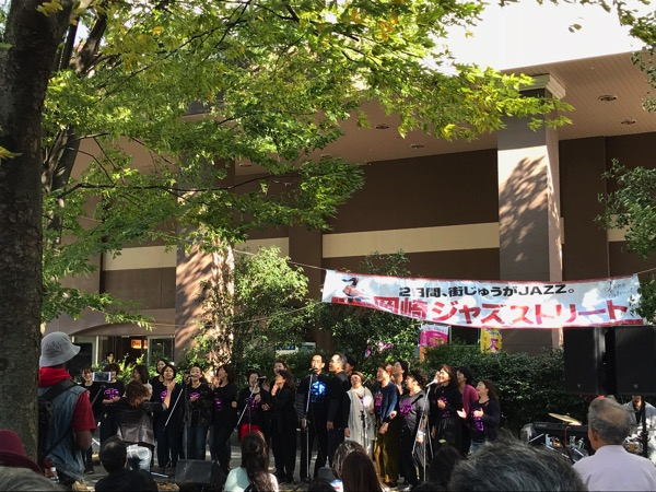 岡崎ジャズストリート20179