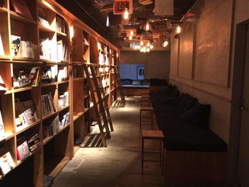 池袋の泊まれる本屋 BOOK AND BED TOKYO への宿泊レビュー 8