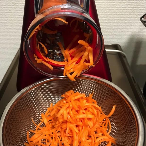 フレッシュエクスプレス ティファールのフードカッター は 時短で楽な調理の味方7