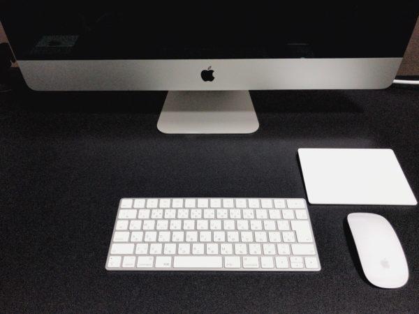 iMacが我が家に来た第一印象!大きい!美しい!つまり、素敵!4