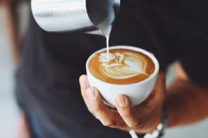 美味しそうなコーヒー