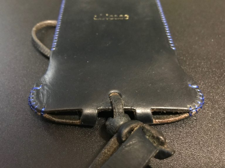 abicase(iPhone用ケース)が完全復活〜リペア(修理)から戻ってくるまで〜